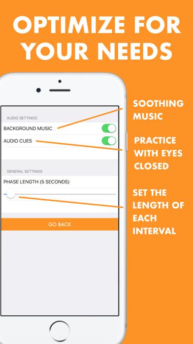 Box Breathing Appのおすすめ画像3