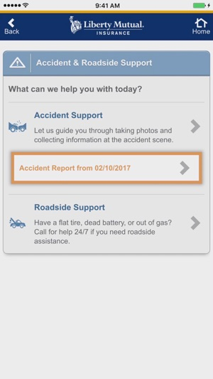 Liberty mutual mobile on the app store publicscrutiny Choice Image