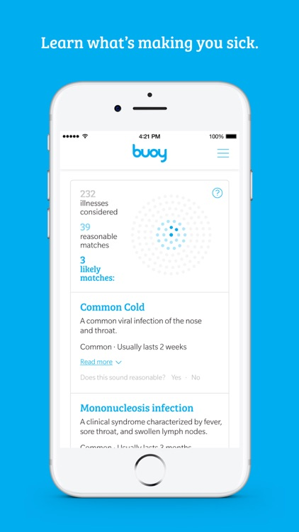 Buoy Health - Understand Your Symptoms