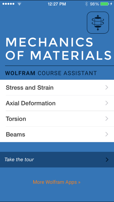 Wolfram Mechanics of Materials Course Assistant-0
