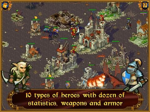 Screenshot #5 pour Majesty: Fantasy Kingdom Sim