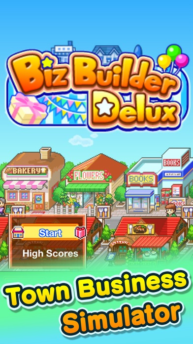 Biz Builder Delux screenshot1