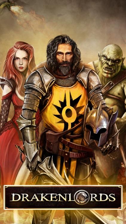Drakenlords: CCG Card Duels screenshot-0