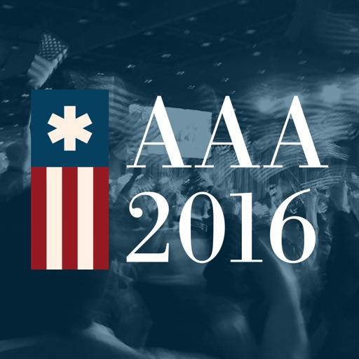 AAA 2016 Annual Conference App