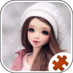 Little Doll Jigsaw Puzzle - Game For Girls Free