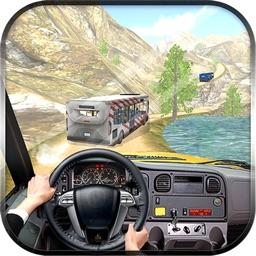 Off-Road Passenger Bus : 3D Adventure On Hill 2016
