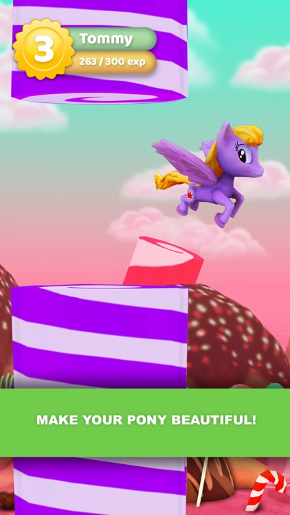 Little Pony Virtual Pet: Friendship