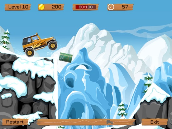 Snow Off Road -- Mountain Mud/Dirt Driving Game для iPad