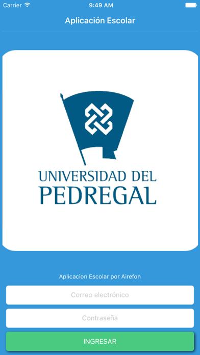 Universidad del Pedregal screenshot two