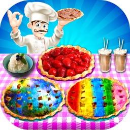 Galaxy & Rainbow Apple Pie Maker - Superstar Chef