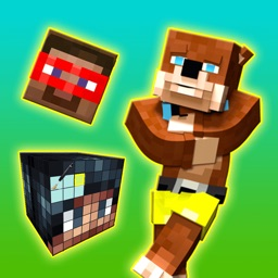 Skin Editor - Skin Creator for Minecraft Edition