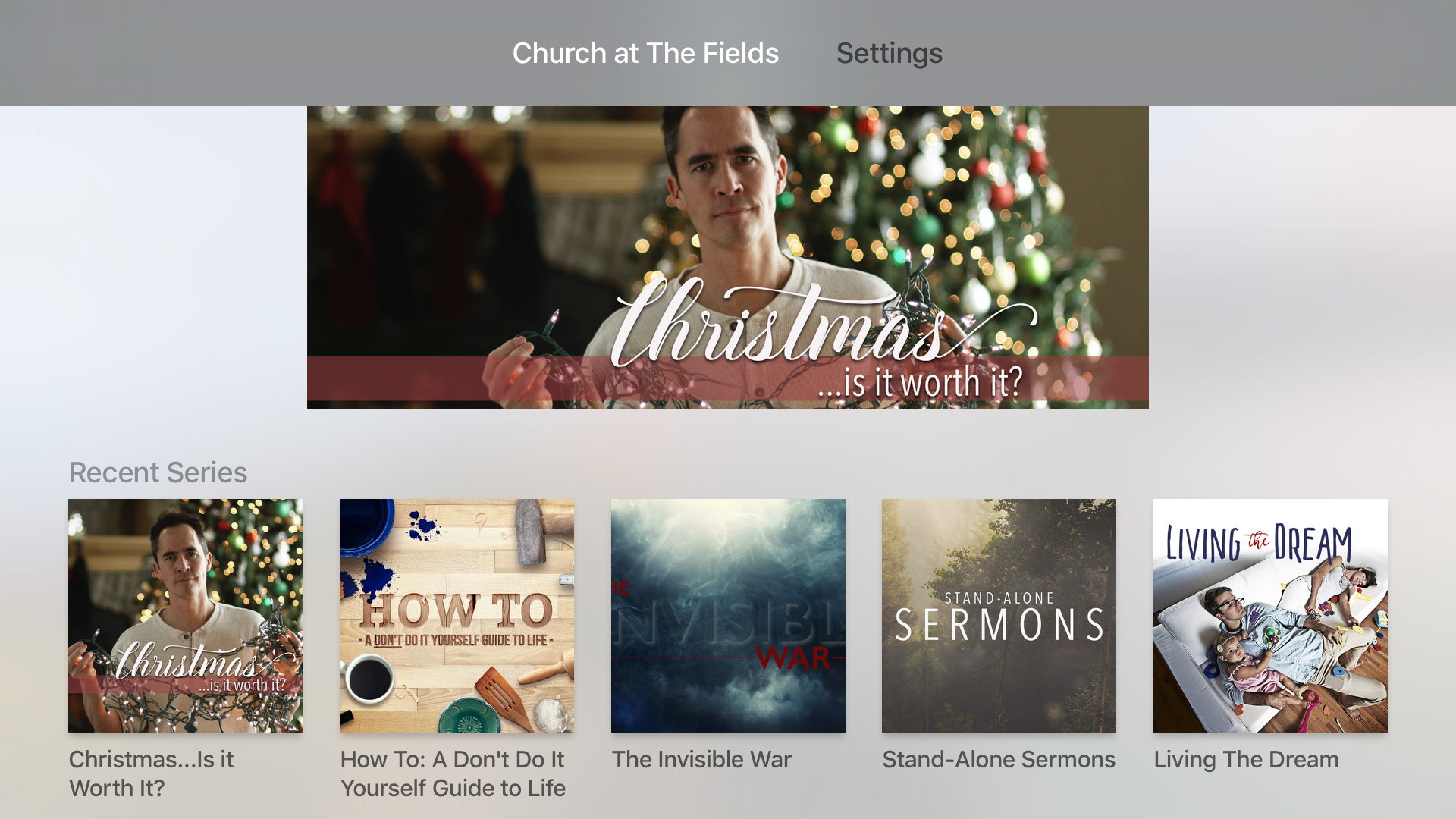 Church at The Fields screenshot 7