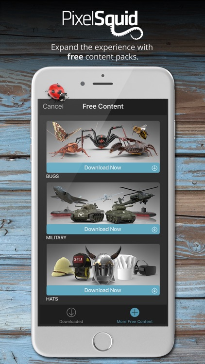 PixelSquid - Add 3D Objects to Your Photos screenshot-3