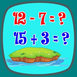 Plus Minus Kids Math SD