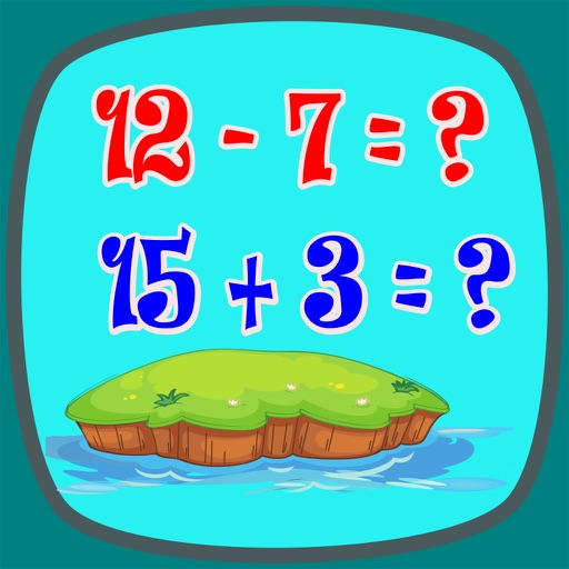 Plus Minus Kids Math SD