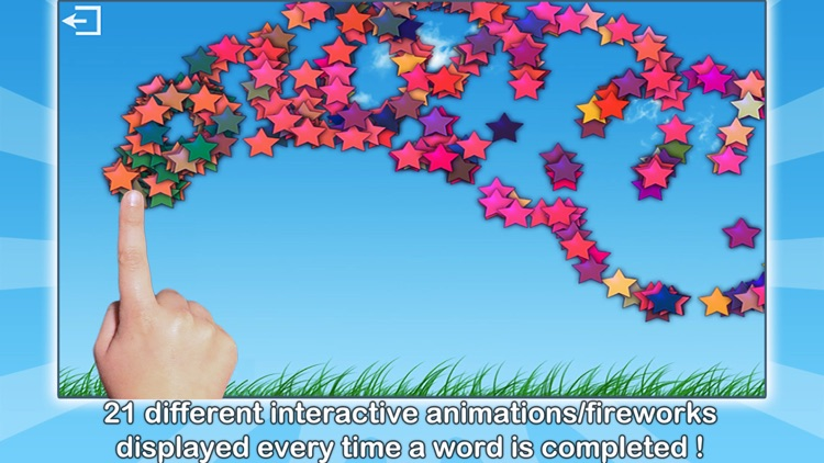 Montessori Crosswords - Fun Phonics Game for Kids screenshot-3