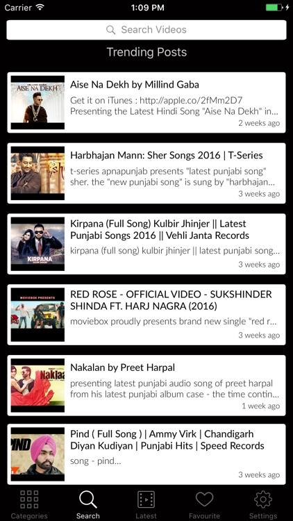 Punjabi Video Songs screenshot-4