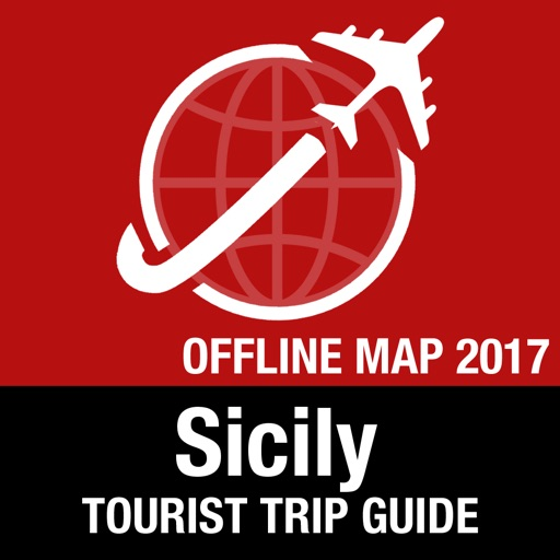 Sicily Tourist Guide + Offline Map