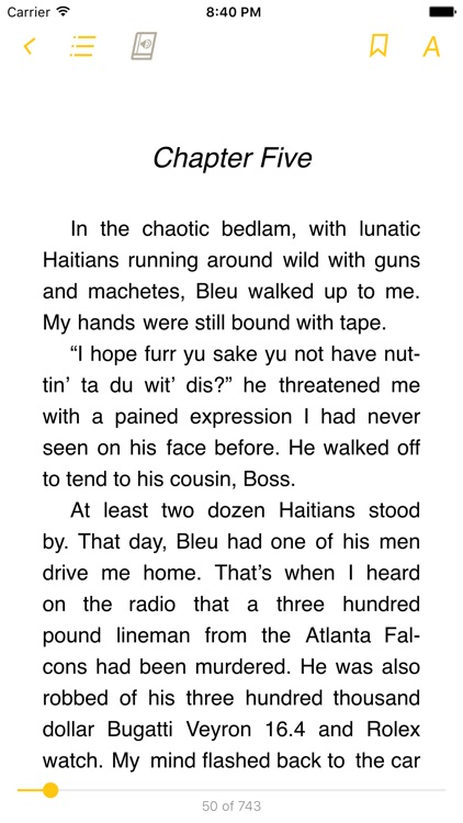 LiT eBook Reader screenshot-3