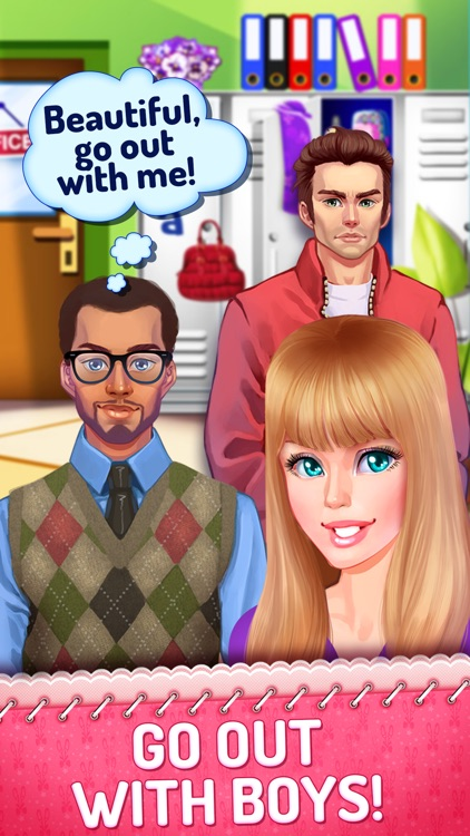 Love Story Games: College