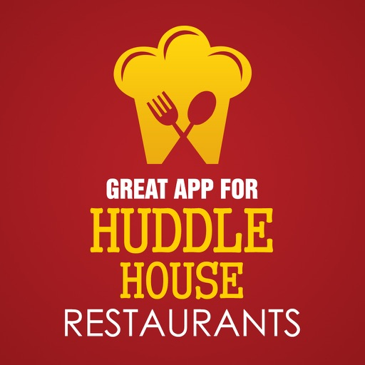 Great App for Huddle House Restaurants