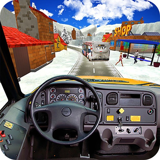 Snow Off-Road Bus Simulator
