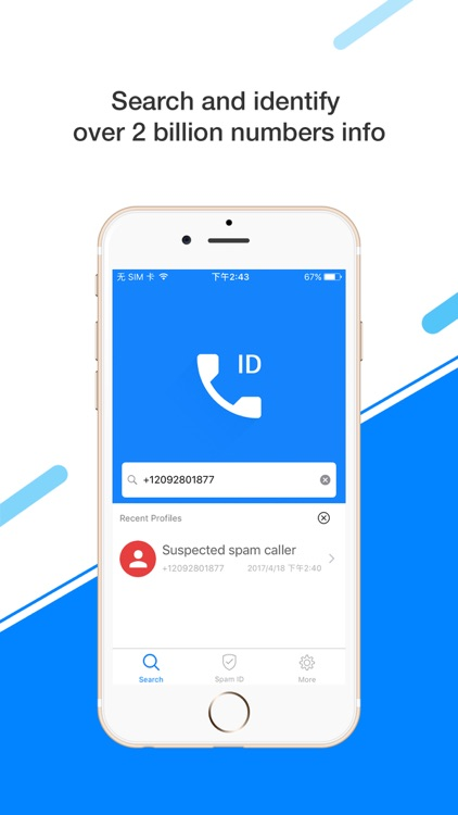 Showcaller - Spam Identification & Block