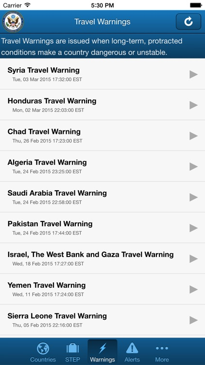 Smart Traveler screenshot-1
