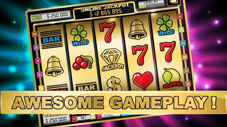 Lucky Slots - New Vegas Style Slot Machine