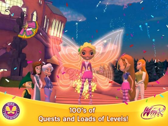 Winx Club: Winx Fairy School