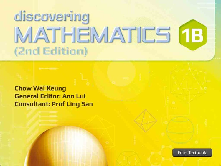 Discovering Mathematics 1B (Express) for Students