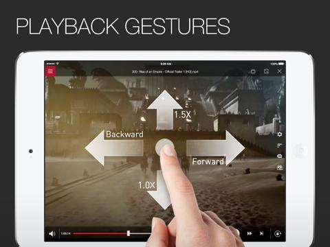 Скриншот из AVPlayerHD