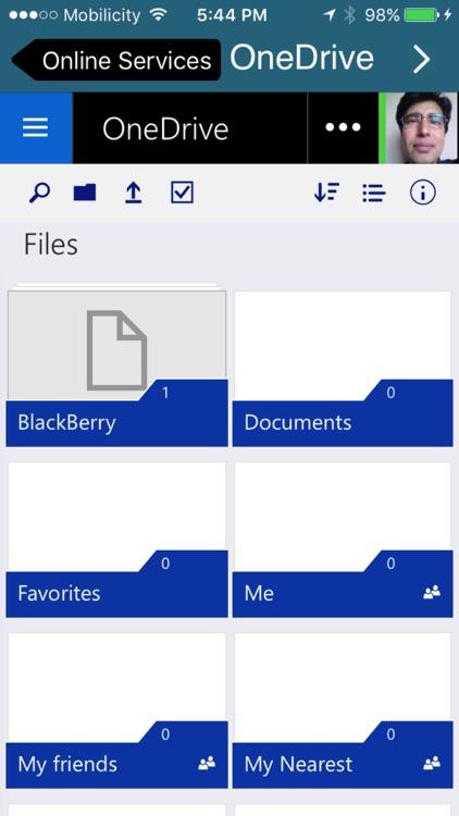 Hybrid Cloud for Dropbox,Box,Onedrive,GoogleDrive screenshot-3