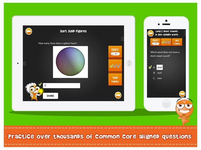ITooch Elementary School App On The App Store
