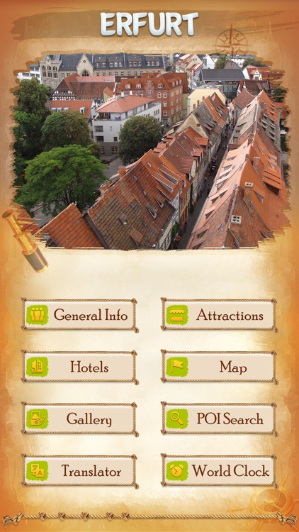 Erfurt Travel Guide