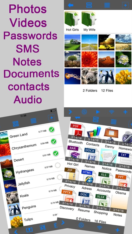Lock Photos Safe: Hide Private Photo Picture Vault