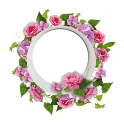 Flower Frames Sticker Pack