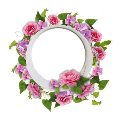 Flower Frames Sticker Pack