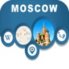 Moscow Russia Offline City Maps Navigation