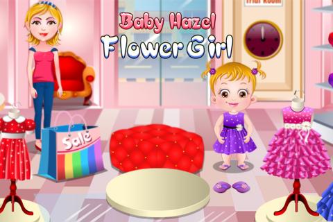 Baby Hazel Flower Girl - náhled