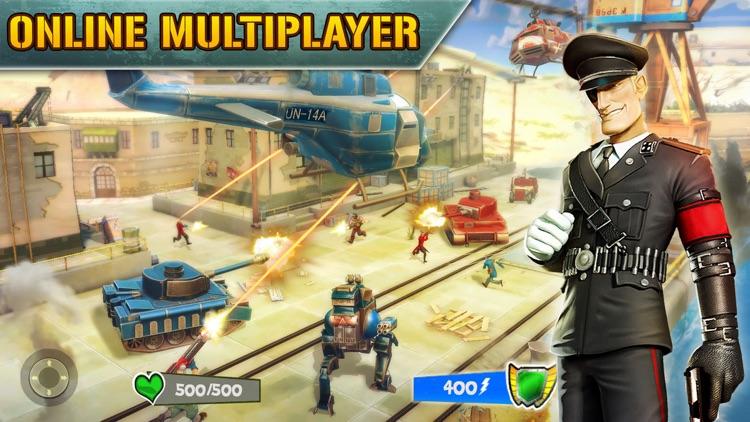 Blitz Brigade: Multiplayer FPS shooter online! screenshot-0