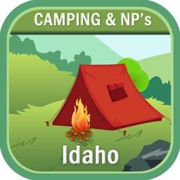 Idaho Camping And National parks