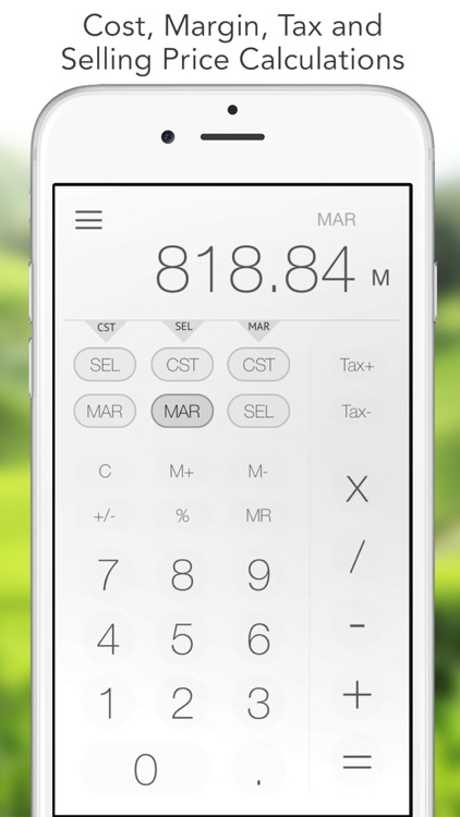 Calculator Biz (Business Calculator) screenshot-0
