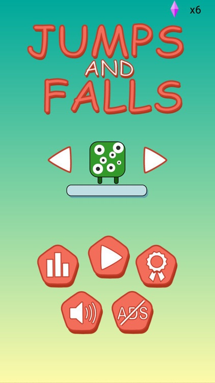 Jumps and Falls screenshot-1