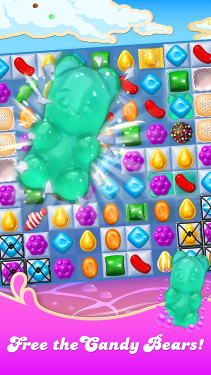 Welcome to Candy Crush Soda Saga! We update our game every week with 15 new levels, brimming with Soda and Candy! We've also squashed some pesky bugs and made sweet performance improvements.