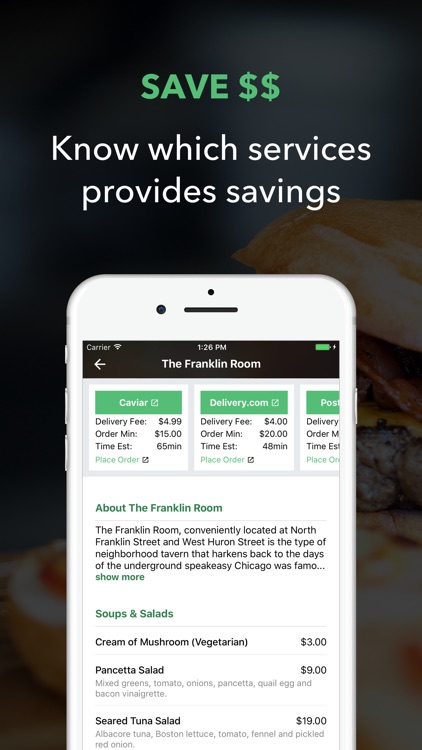 Bootler - Food & Alcohol Delivery
