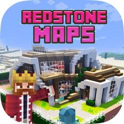 Redstone Maps for Minecraft PE Pocket Edition
