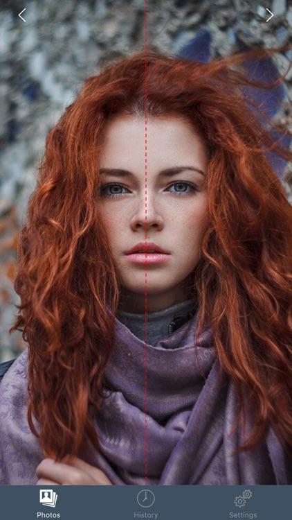 FaceSym - Facial Symmetry Test