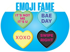 Tell your bae how you really feel this Valentine's Day with these fun & naughty conversation heart stickers