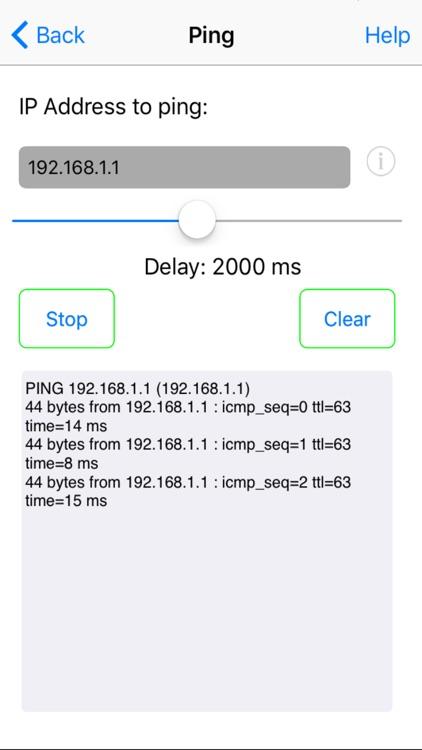 Network Ping screenshot-3